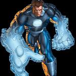 Hydro-Man USM Render