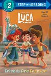 Luca Friends Are Forever Book