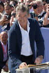 Pierce Brosnan 70th Deauville Fest