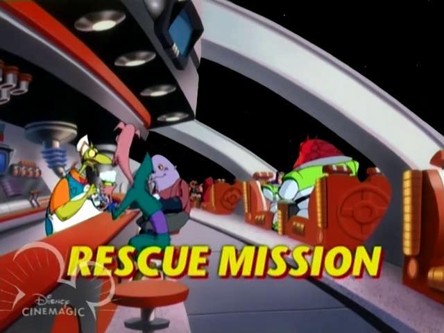 Rescue Mission