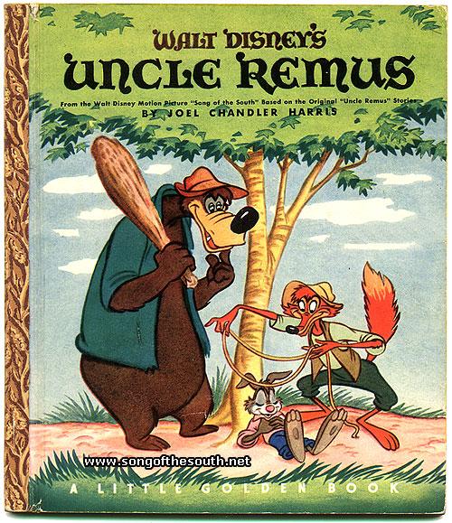Uncle Remus (Little Golden Book)