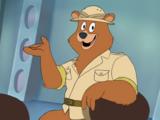90's Adventure Bear (character)