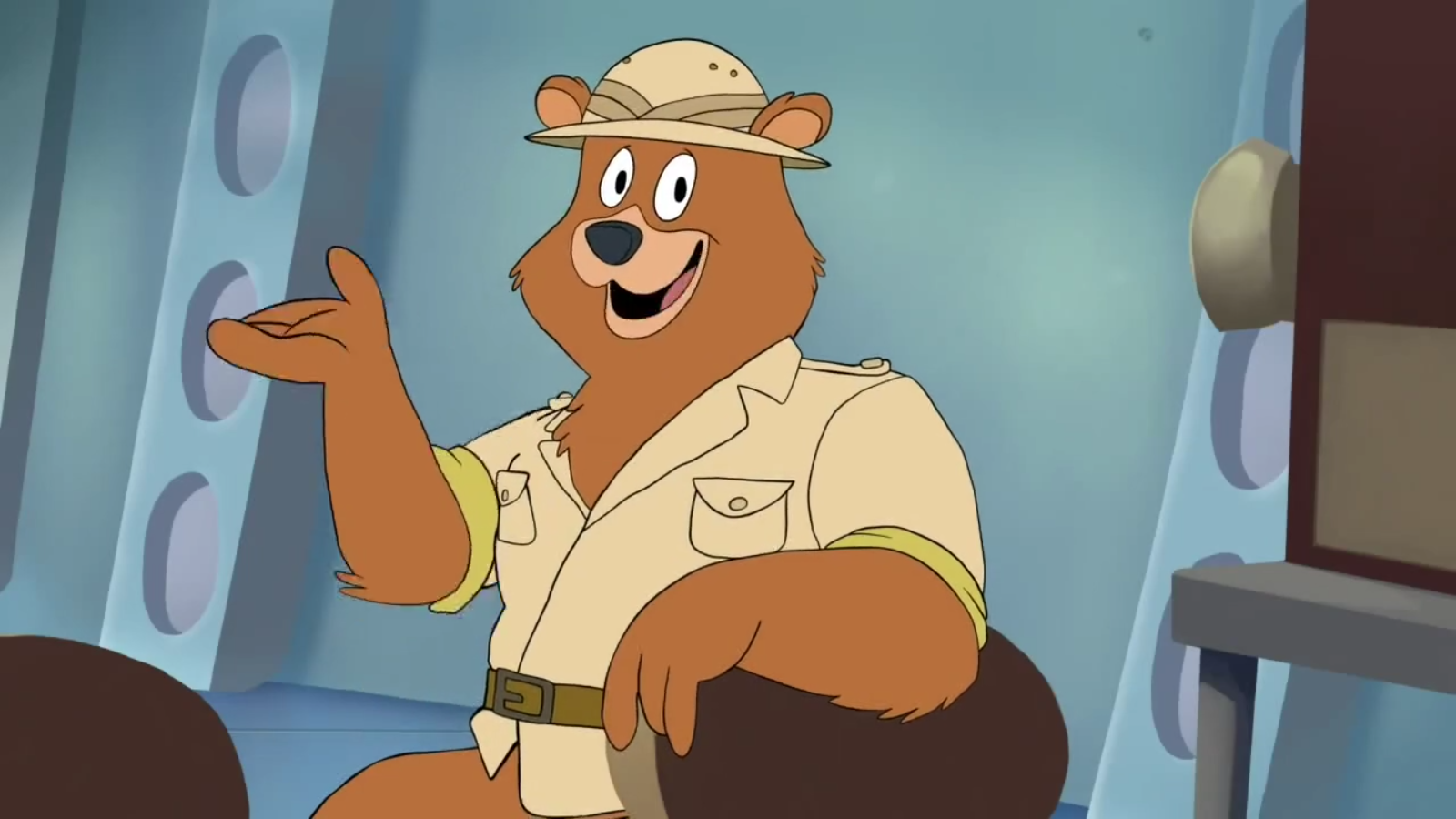 90's Adventure Bear (character)