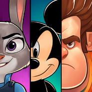 Disney Heroes - Battle Mode Version 1.5.2 Icon
