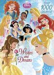 Disney Princess Wishes and Dreams Book