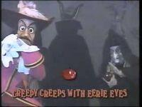 Disney Villains in Grim Grinning Ghosts