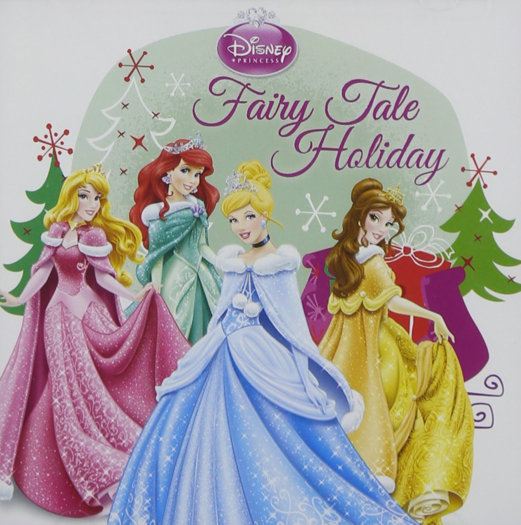 Disney Princesses Fairy Tale Holiday