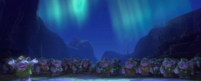 Trolls (Frozen)