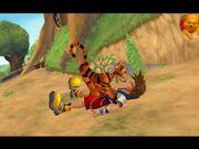 KH - Sora and Tigger 2