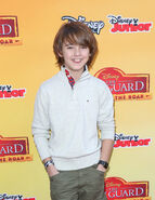 Max Charles at Lion Guard premiere
