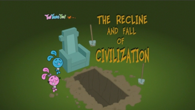 The Recline and Fall of Civilization
