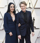 Willem Dafoe and wife Giada Colagrande 91st Oscars