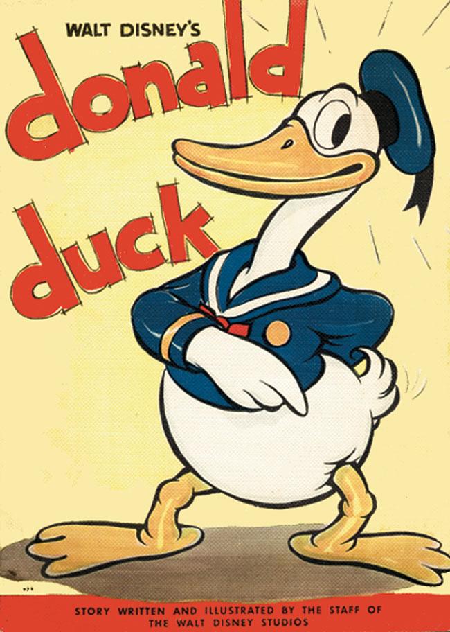 Donald Duck (book)