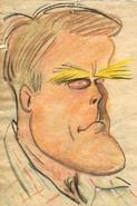 Bill berg self portrait