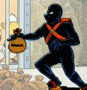 Black knight thief
