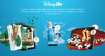 Disney-life-webpage