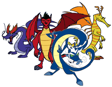 Dragons (American Dragon: Jake Long)