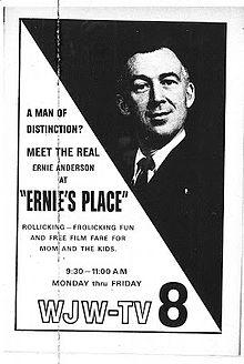 Ernie Anderson