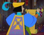 Hans Conried as Lord Duke (Voice)