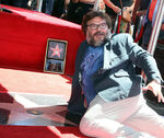 Jack Black Walk of Fame ceremony
