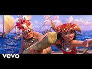 """Lin-Manuel Miranda, Opetaia Foa'i - We Know The Way (Finale-From """"Moana""""-Sing-Along)-2"""