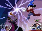 Mickey VS Jafar