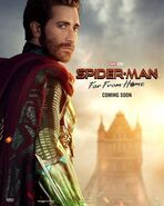 SM Far from home Mysterio-poster