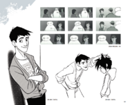 The Art of Big Hero 6 (artbook) 101