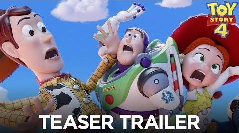 Toy Story 4 Official Teaser Trailer