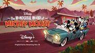 Wonderful world of mickey