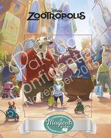 Zootropolis Book 12
