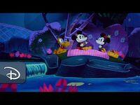 All Aboard For a Ride on Mickey & Minnie's Runaway Railway - Walt Disney World-2