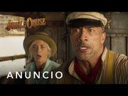Jungle Cruise - Anuncio - Disney Studios