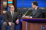 Matthew Broderick Late Show Stephen Colbert