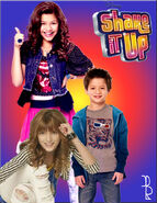 Shake It Up Notebook