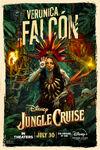 Veronica Falcon Trader Sam Jungle Cruise Movie Poster