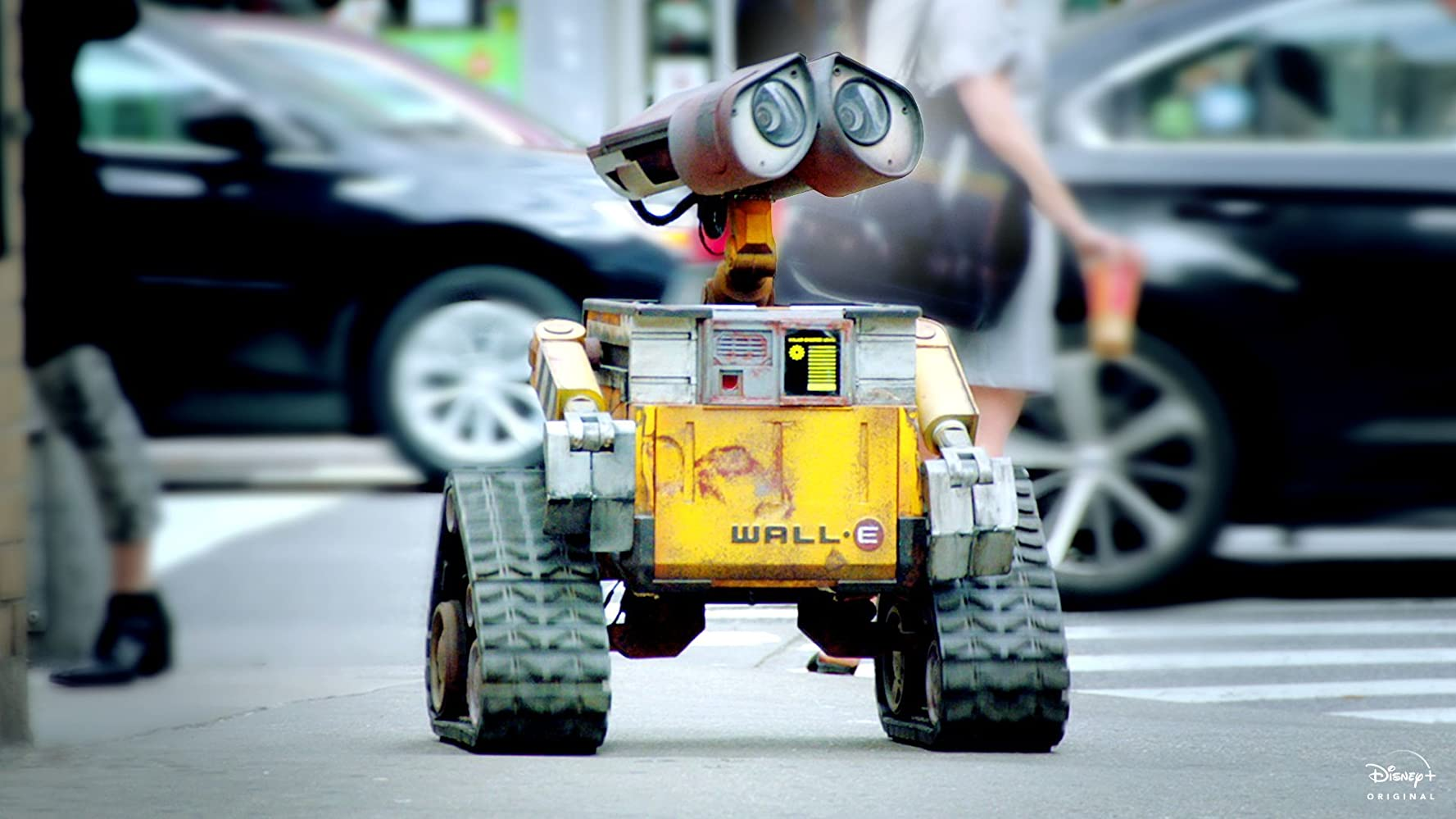 WALL-E: Lost and Found