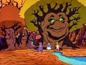 AdventuresOfTheGummiBears-DayOfTheBeevilweevils-TreesPresentDay