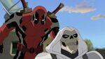 Deadpool with Taskmaster