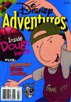 Disney adventures feb 1997 cover doug