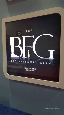 O Bom Gigante Amigo/Galeria