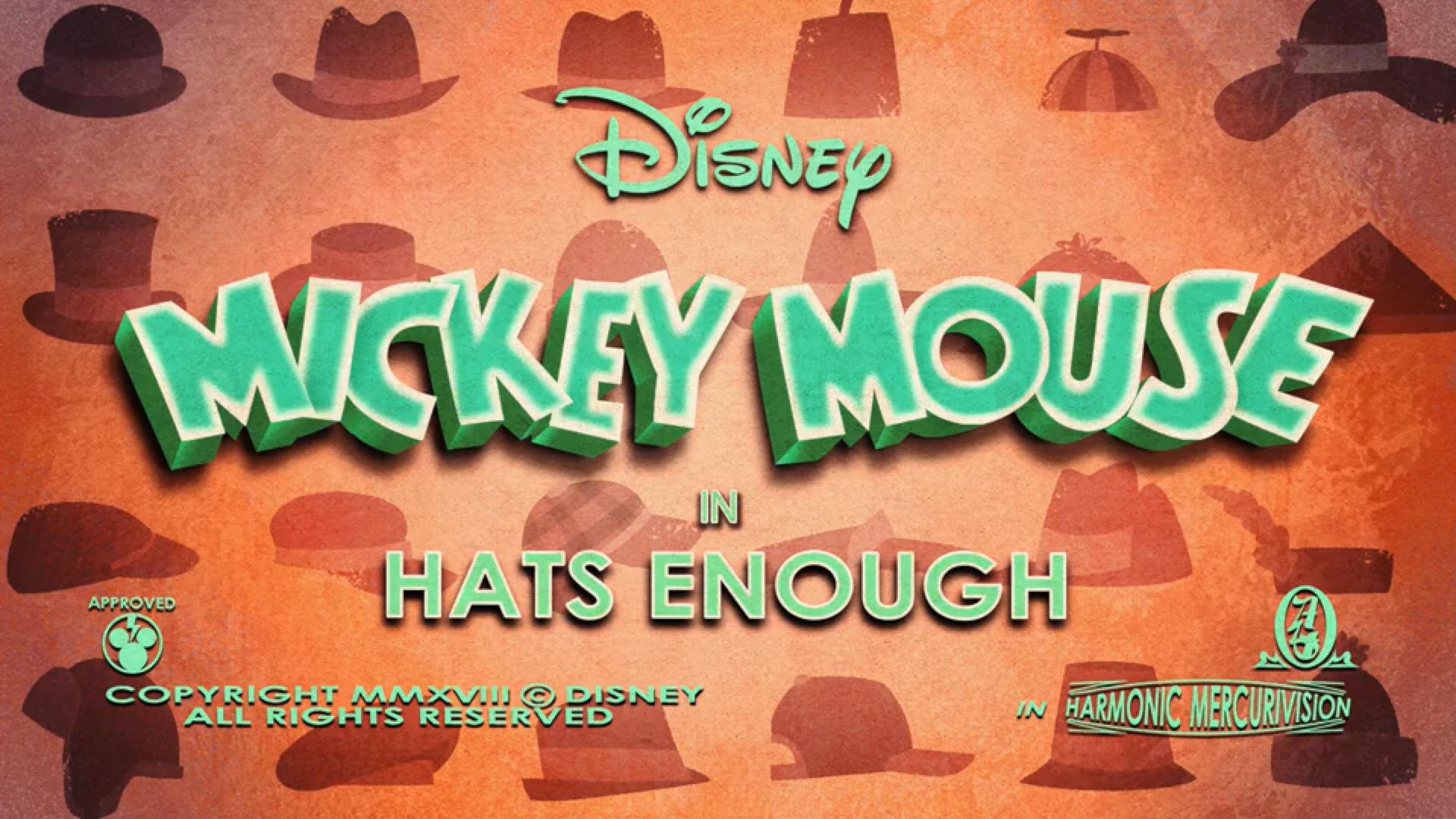 Hats Enough