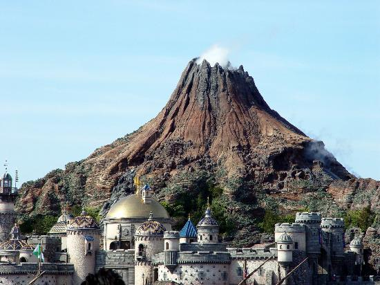 Mount Prometheus
