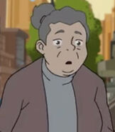 Old Woman (Spider-Man)