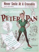 Peter pan songbook 1952