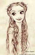 RapunzelSketchCK
