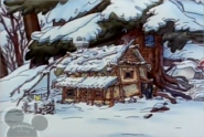 The fieldmouse's cabin