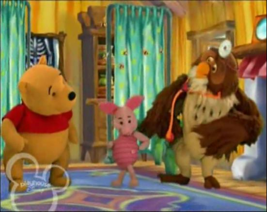 Busy as a Spelling Bee (The Book of Pooh)