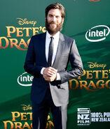 Wes Bentley Pete's Dragon16 premiere