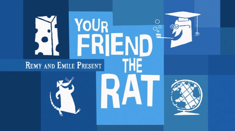 Seu Amigo, o Rato